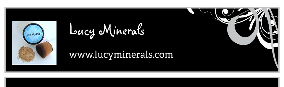 Lucy Minerals - for Beautiful Skin